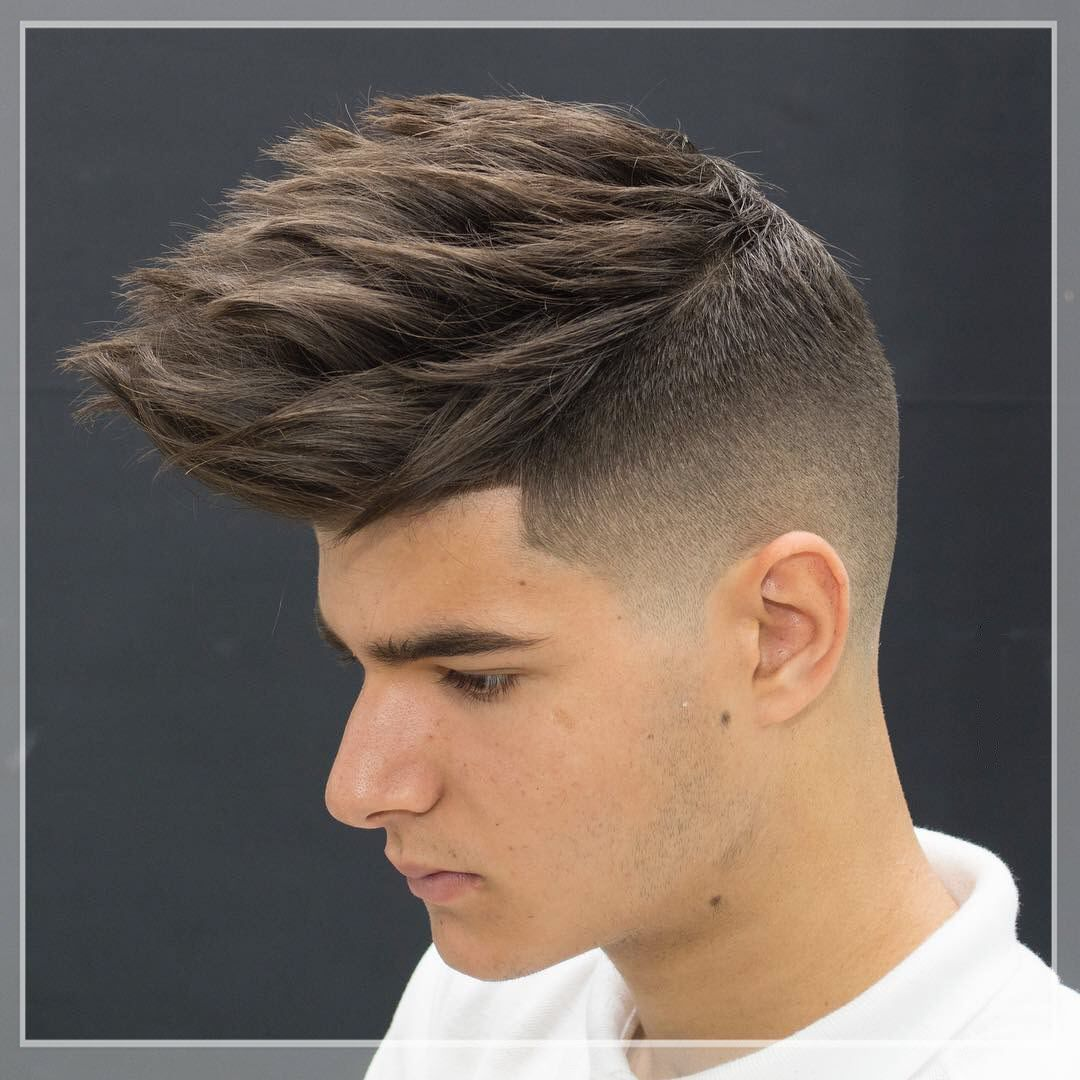 Cool Spiky Men S Haircut For Thick Hair Haircut For Thick Hair Mens Hairstyles Short Thick Hair Styles