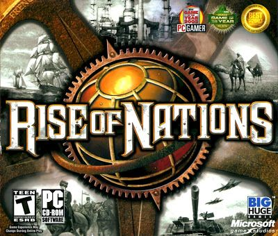 Download Rise of Nations Gold Edition Torrent