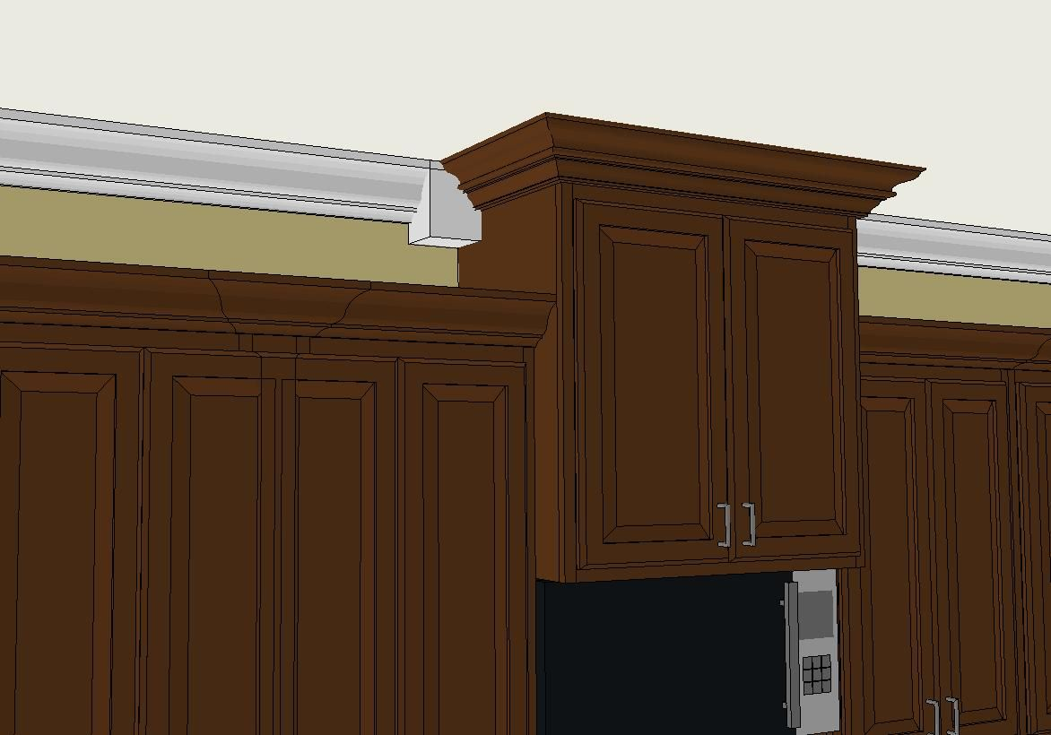 Transforming Home How To Add Crown Molding To Kitchen Cabinets Crown Molding Kitchen Latest Kitchen Cabinet Design Kitchen Cabinet Design