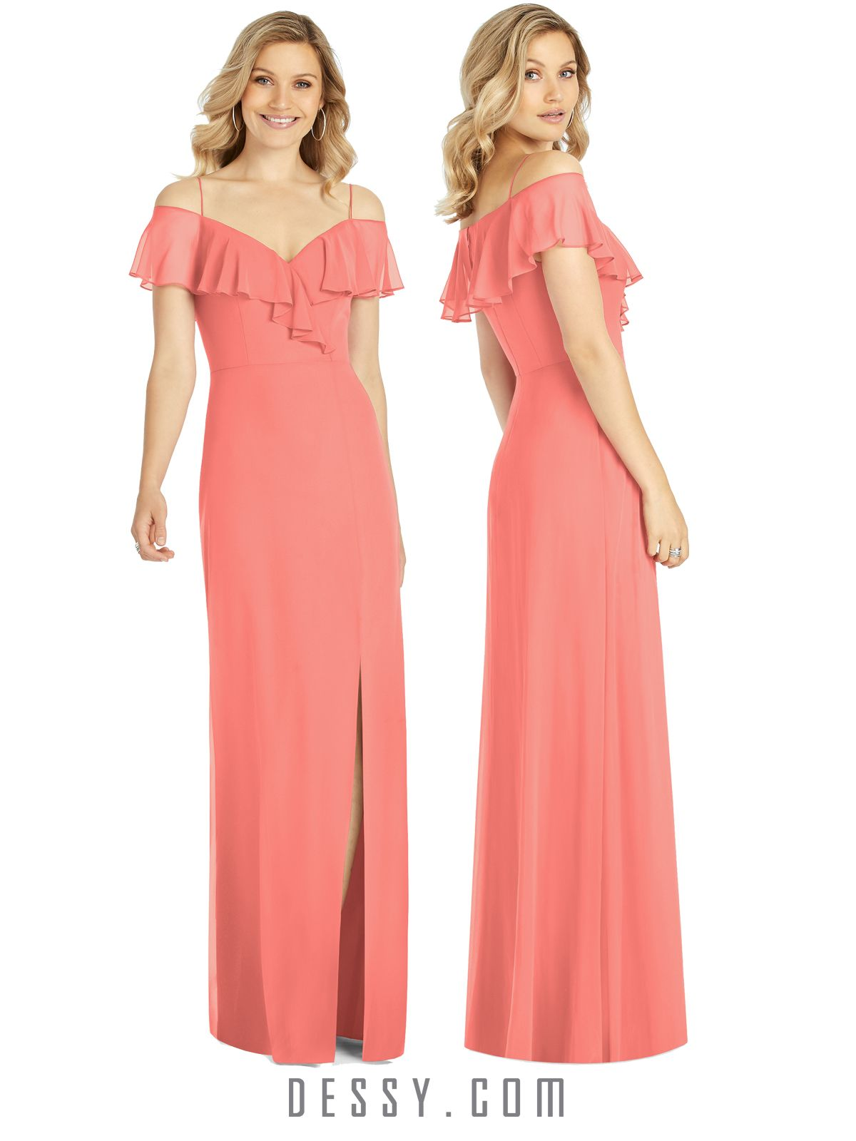 806985dc923 After Six Bridesmaid Dress 6809 in 2019