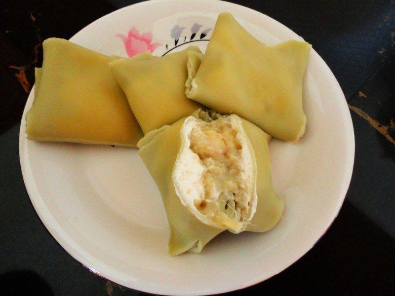 Resep pancake durian enak