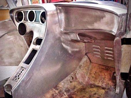 Metalworking Art Sheet Metal Fabrication Metal Shaping Custom Car Interior