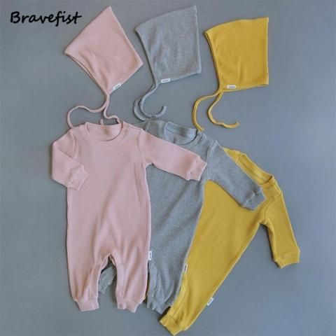 abc39cea9 2018 Spring Autumn Long Sleeve Baby Romper Cotton Children Clothing ...