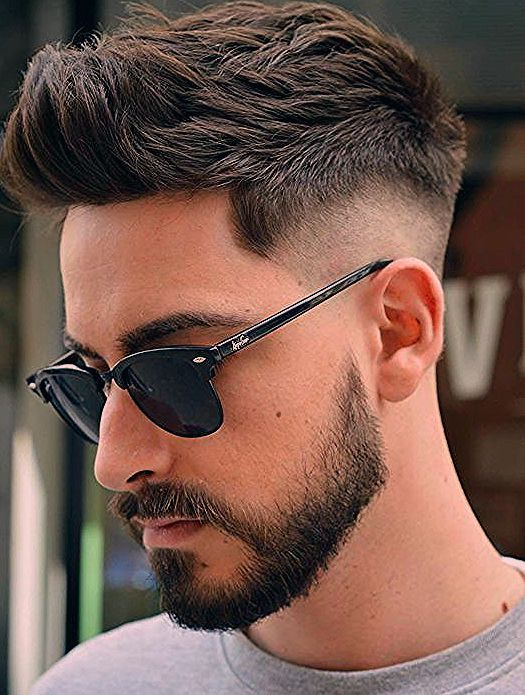 Photo of Classic Looks For Men To Sport With The Drop Fade Hairstyle
