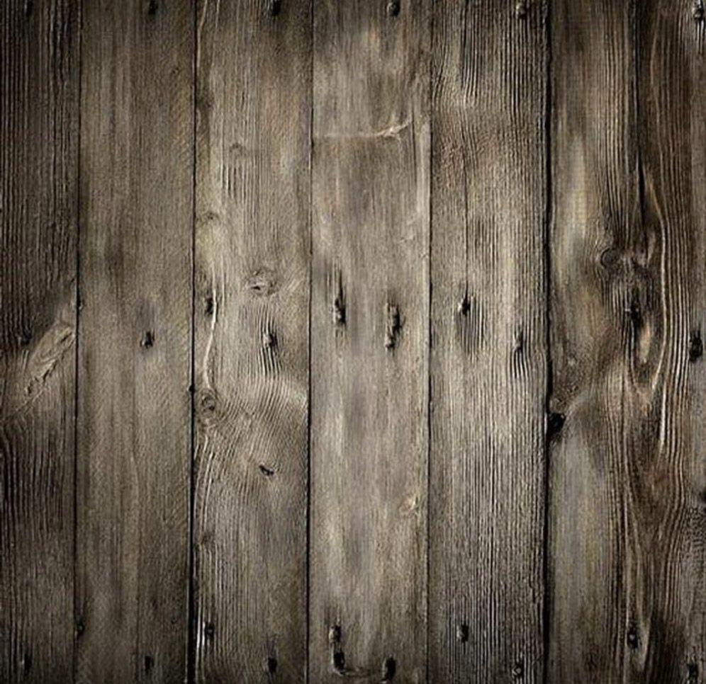 Brown Wood Wall 10x10