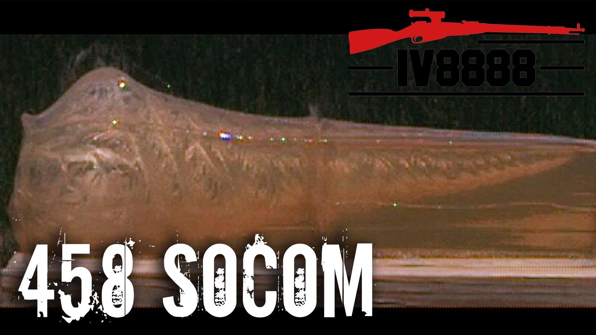 Underwood Ammo .458 SOCOM