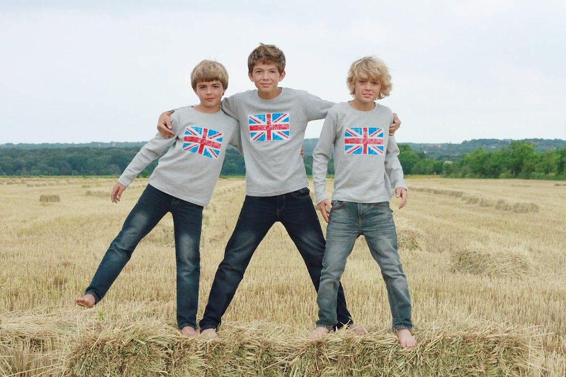 Barefoot kids boys kids