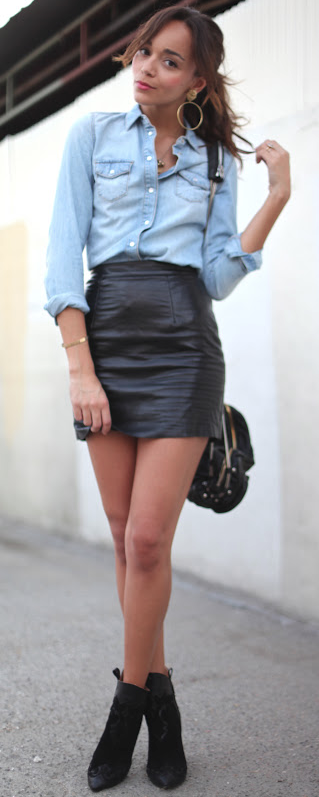 78013a3c40 I think I might try this outfit with my moms leather skirt from the 80s:)!