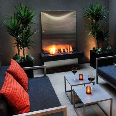 ComfyDwelling.com » Blog Archive » 54 Inviting Small Terrace Decor Ideas