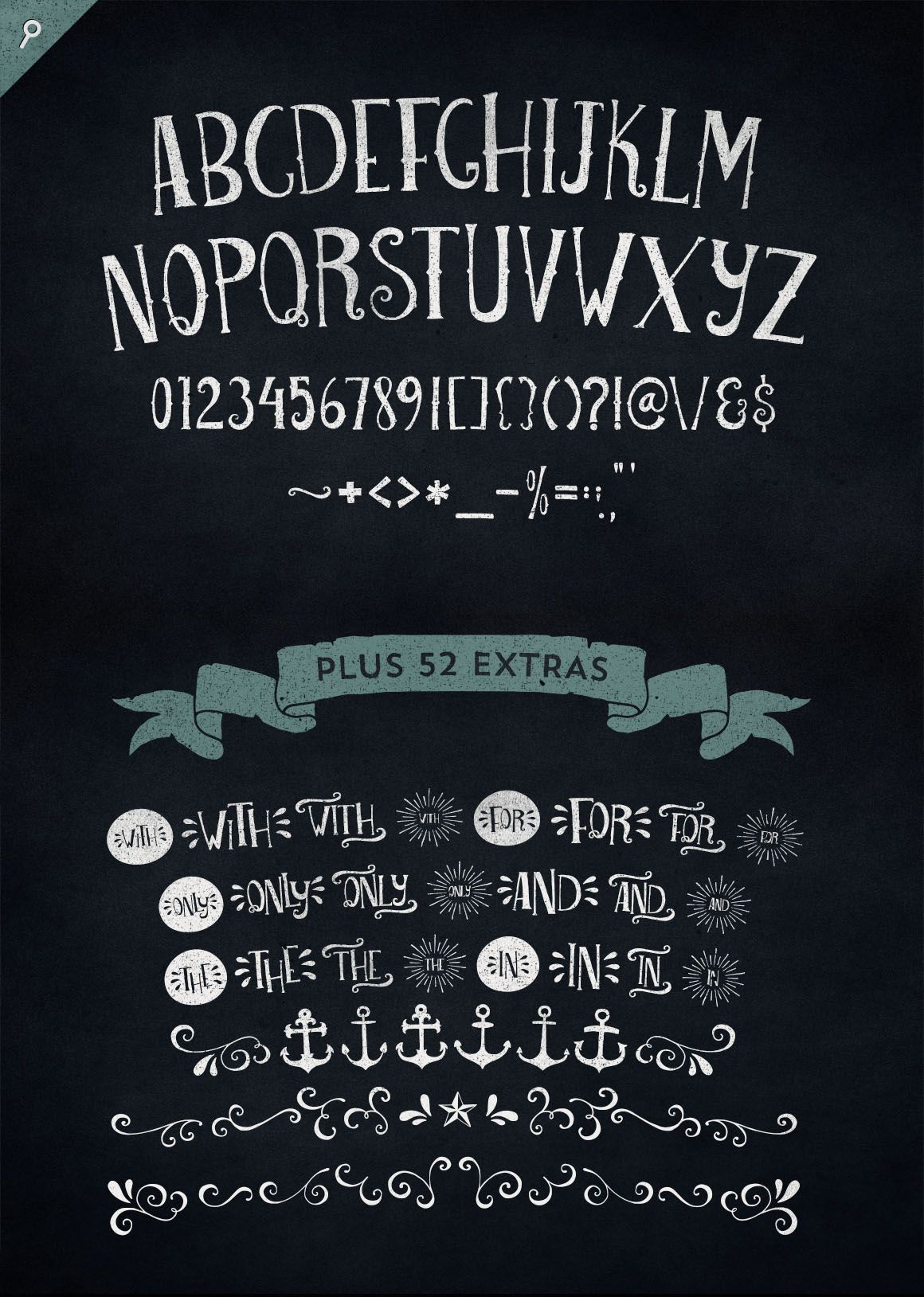 Download Seaworthy Typeface & Nautical Pack | Lettering, Nautical ...