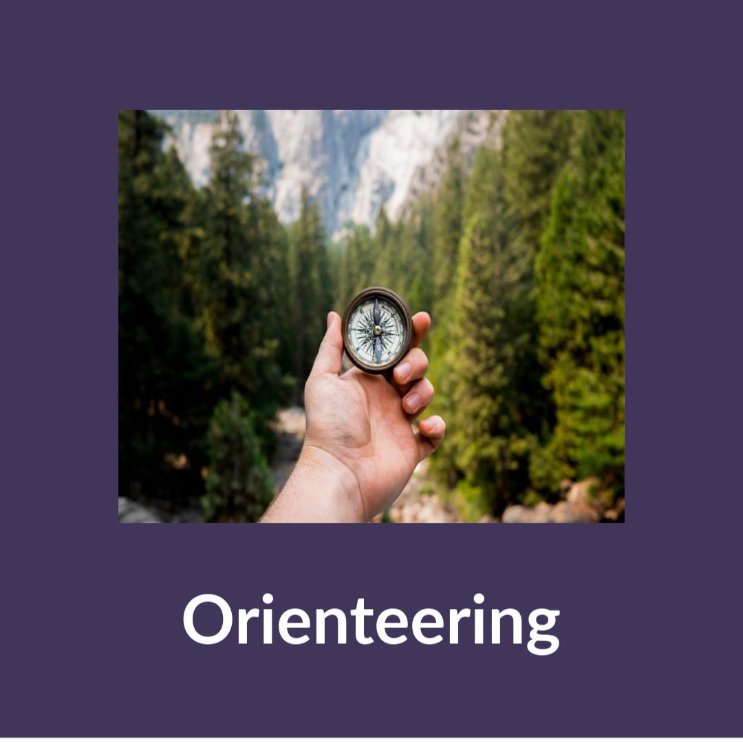 Orienteering True North Homeschool Academy Personal