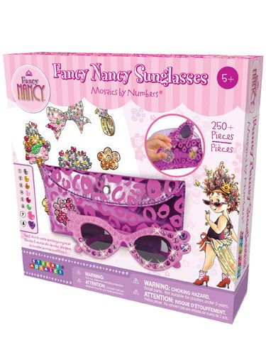 New! Fancy Nancy Sunglasses