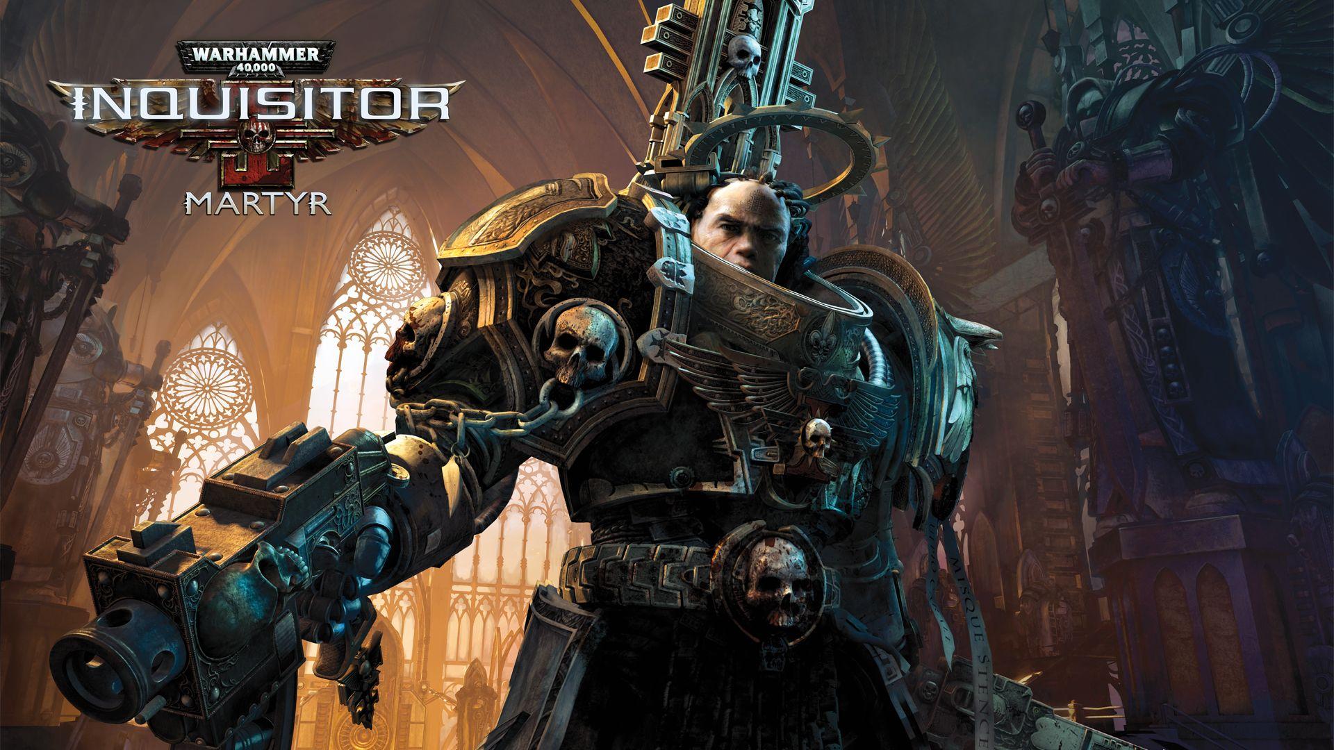 W40k Inquisitor Martyr Wallpaper Warhammer Warhammer 40k Martyrs