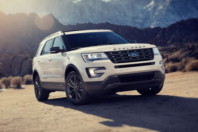 2019 Ford Explorer Sport Trim Will Be Replaced For The St Model