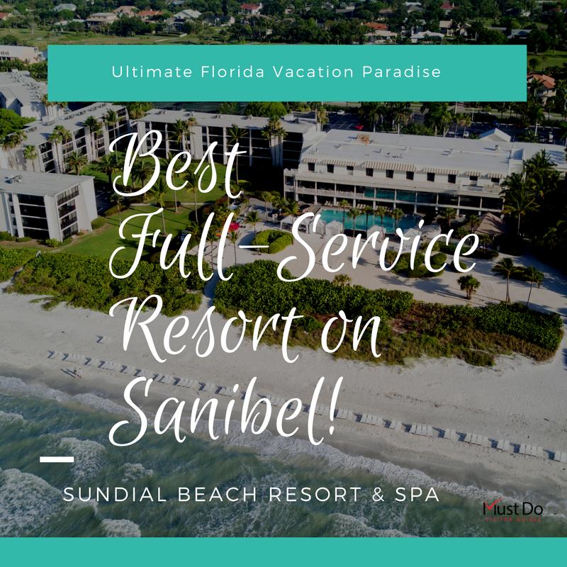 Sundial Beach Resort And Spa Sanibel Island