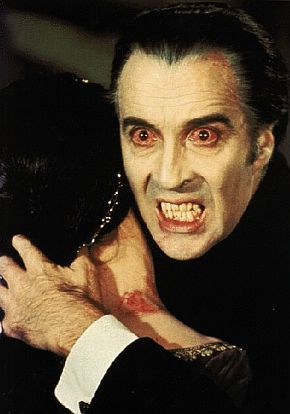 Christopher Leeu0027s incredible life remembered as he passes away - maquillaje de vampiro hombre