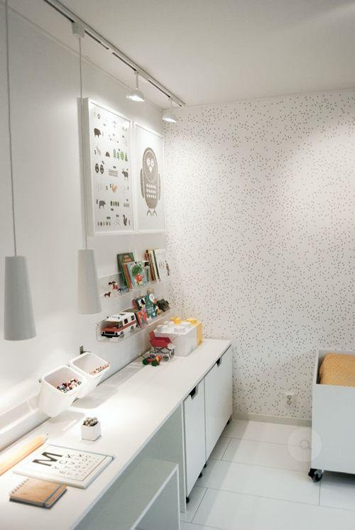 10 incre bles zonas de estudio para ni os incre ble - Decoracion habitacion estudio ...