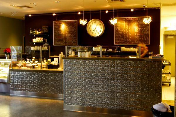 The Coffee Shop In Gilbert Coffee Shop Design Coffee Shop Church Cafe