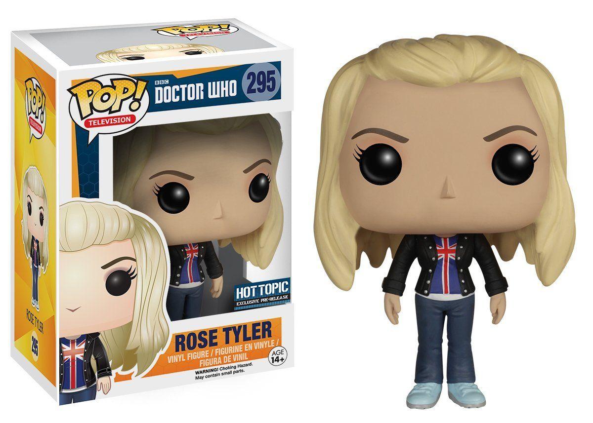DOCTOR WHO ROSE TYLER FIGURINE FUNKO POP