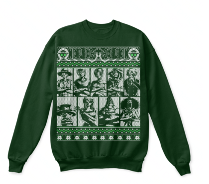 Anime Christmas Sweater.Pin On Anime Ugly Sweaters