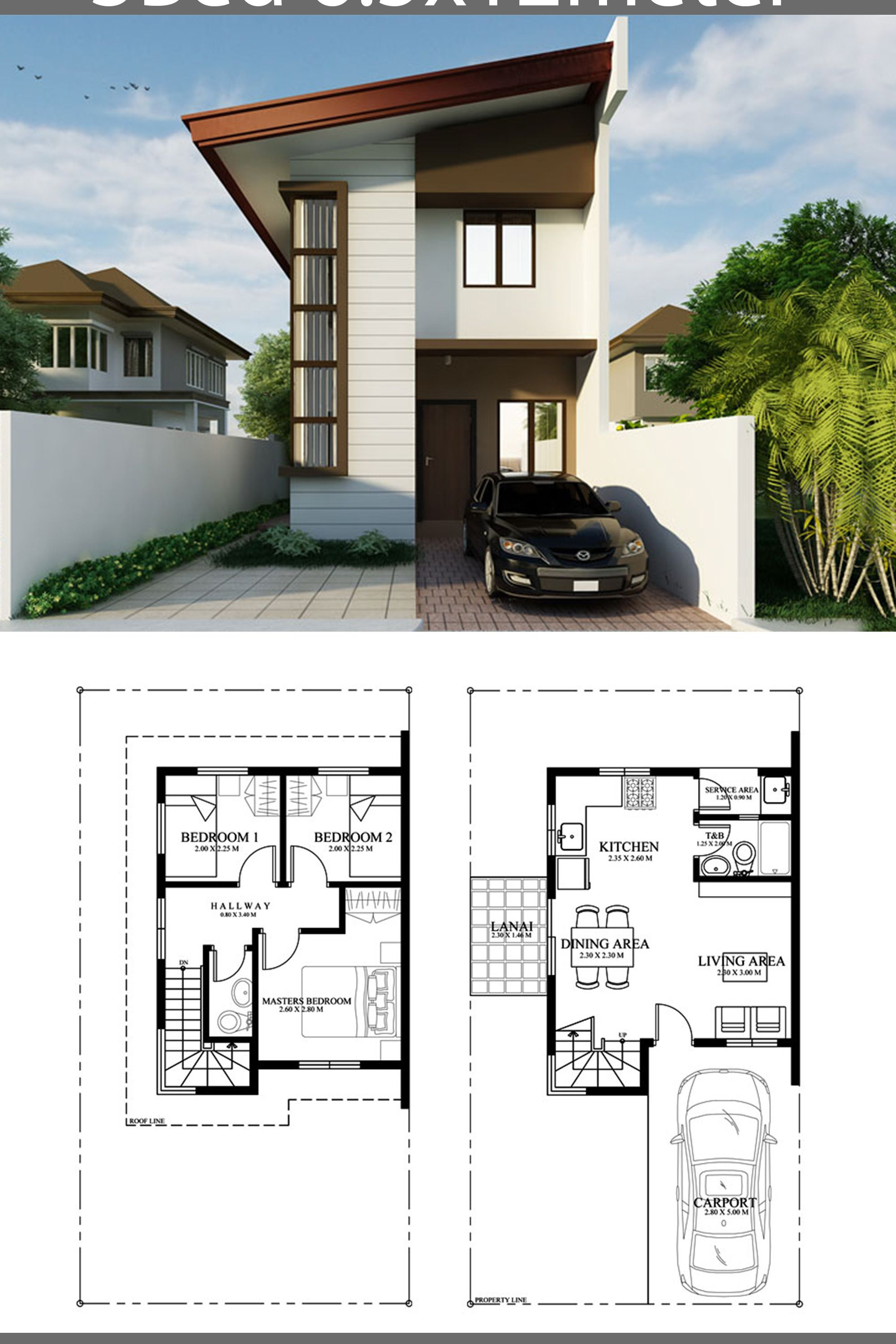 Pin By Soleman On Ceiling Light Design Model House Plan Small House Design Plans Architectural House Plans
