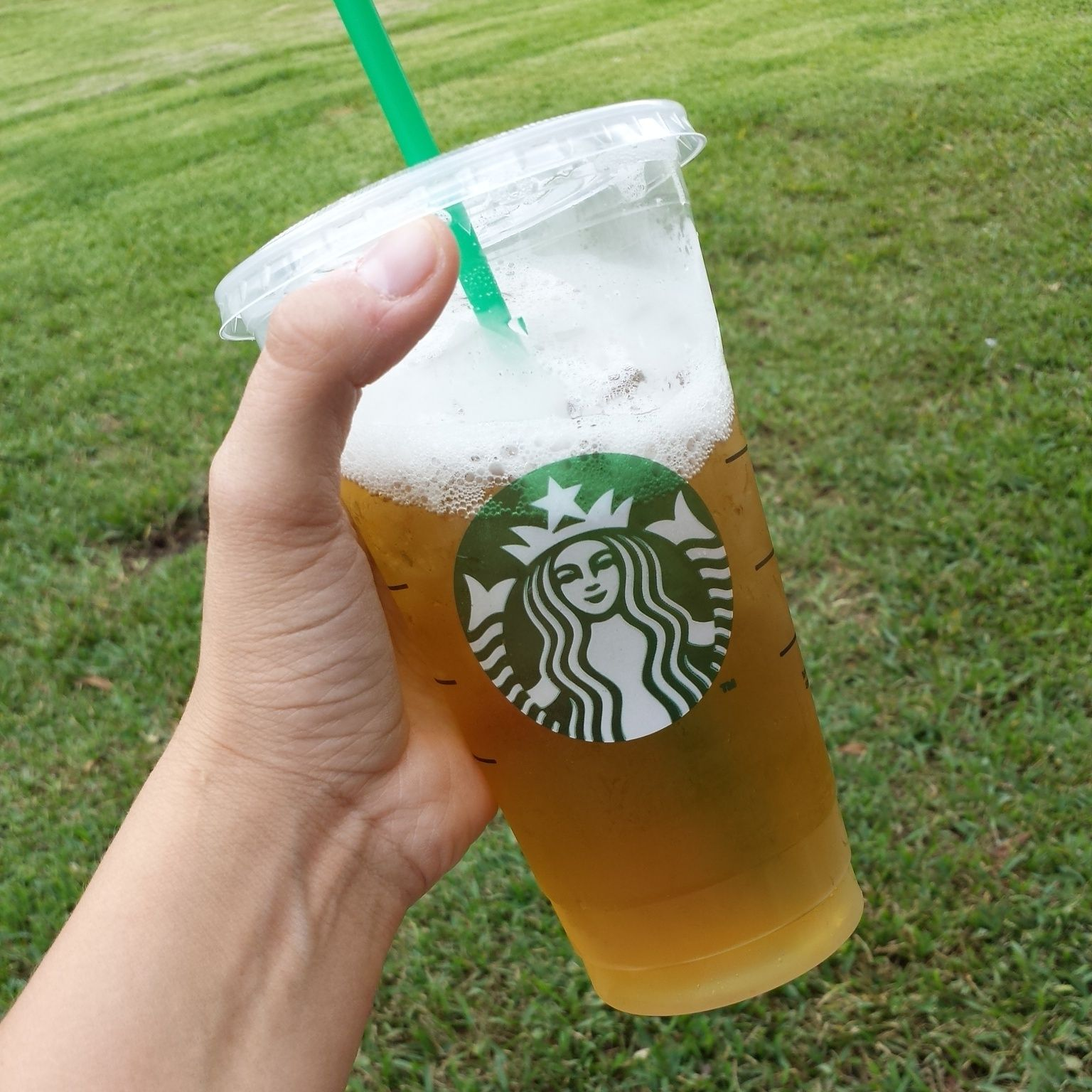 Zero Calorie Starbucks Drink! Healthy starbucks