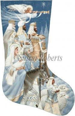 The Nativity distributed by Susan Roberts Designs TTAXS296