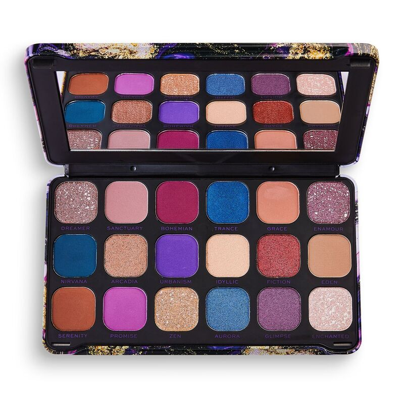 Makeup Revolution Forever Flawless Eutopia Shadow Palette