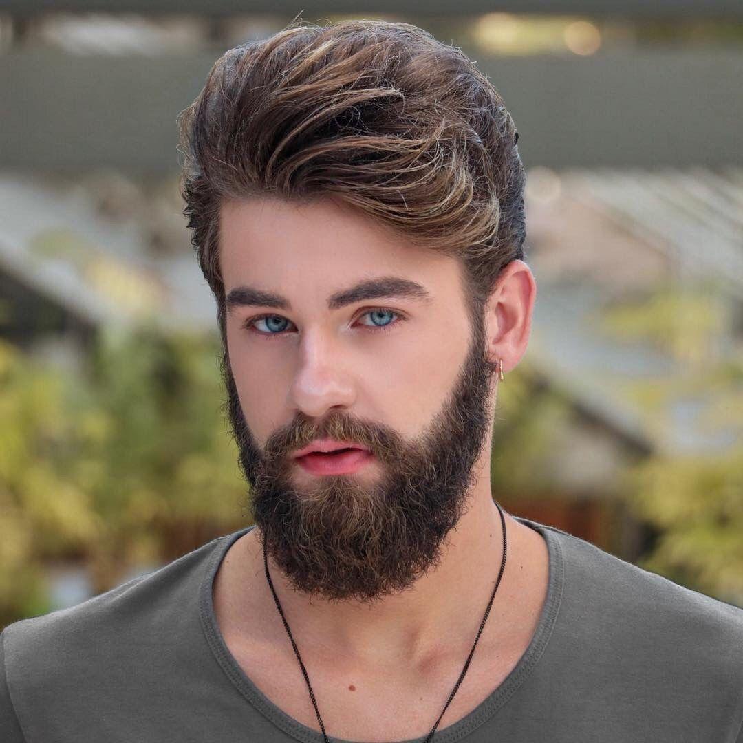 Lincoln   Beard no mustache, Hair, beard styles, Beard look