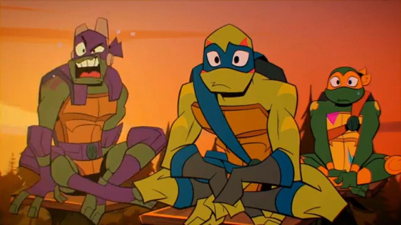 Pin By Masterrafa476 001 On Rise Of The Teenage Mutant Ninja Turtles In 2021 Teenage Ninja Turtles Character Design Teenage Mutant Ninja Turtles