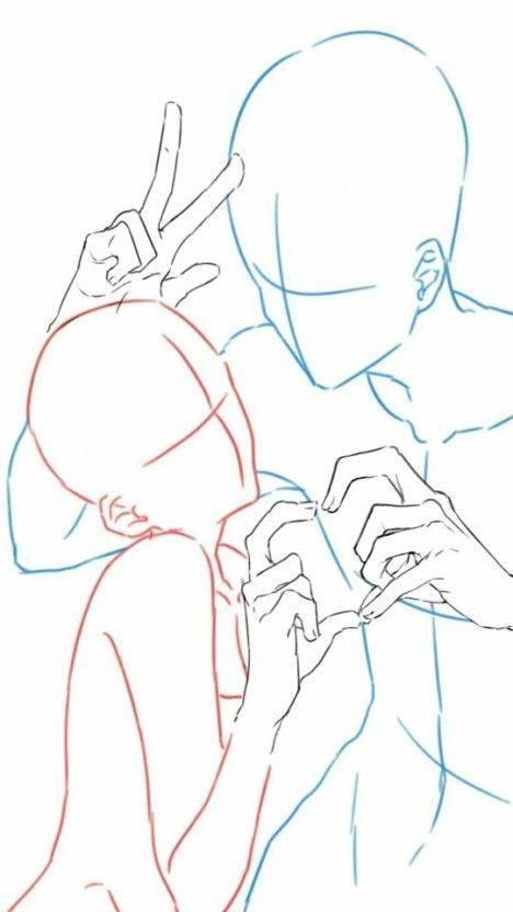 Dieser Inhalt für sich selbst, wenn Sie Posen zeichnen möchten #drawingposes – References – poses