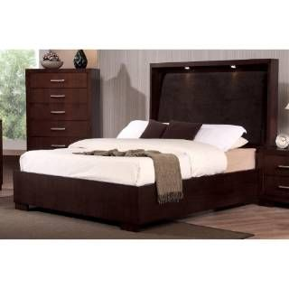 Check out the Coaster Furniture 200720Q Jessica Queen Bed in Dark Cappuccino