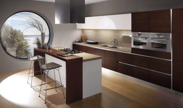 Cocinas Italianas Modernas | Foto Muebles De Cocina Modelo 10 Cocinas Pinterest Cocina