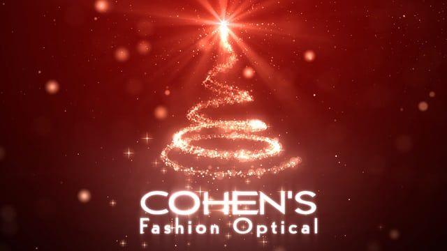 Jeffrey Cohen : Cohen's Fashion Optical : Christmas TV AD