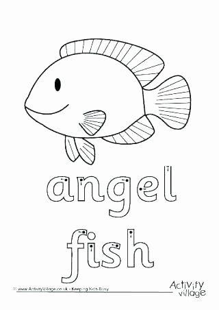 Rainbow Fish Printable Worksheets New Fish Worksheets for
