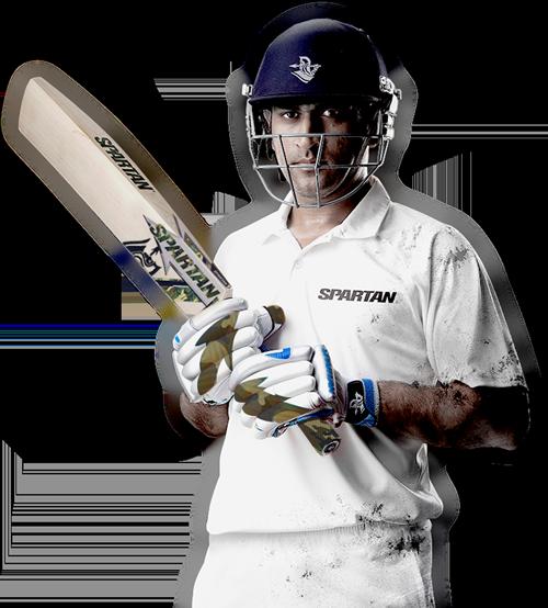 MS Dhoni Spartan Cricket Club ambassador. Cricket club