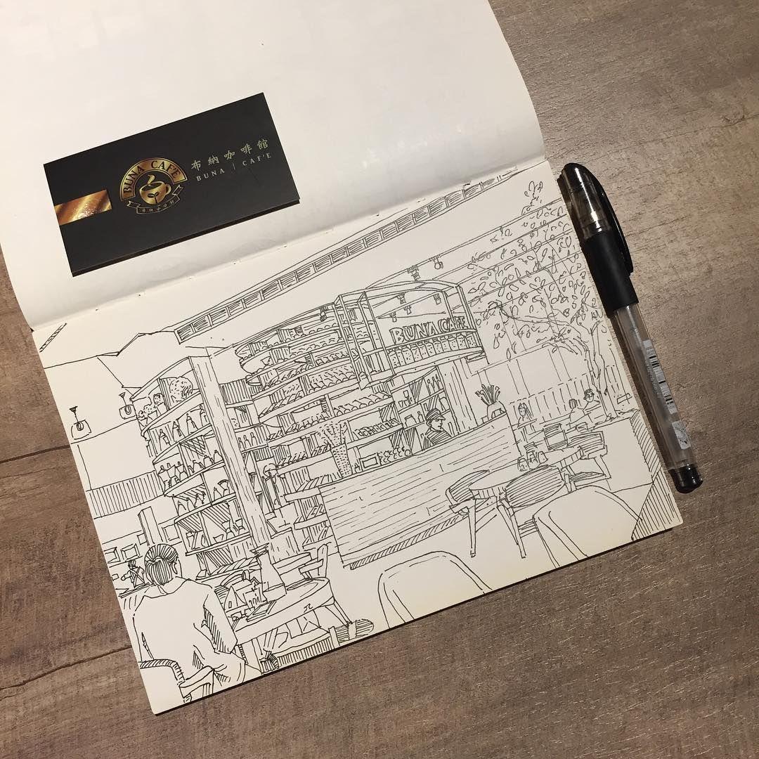BUNA CAF'E 布納咖啡館 林口店