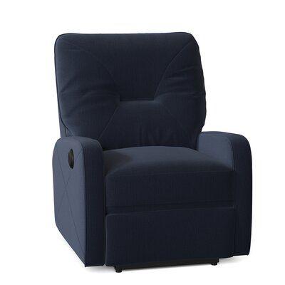Palliser Furniture Moorgate Power Rocker Recliner Body Fabric: Kashmir Cobalt, Motion Type: Power Lift Chair