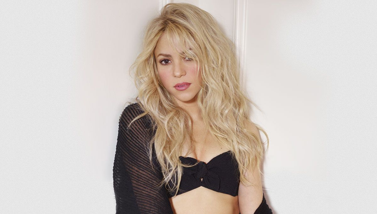 Shakira, The New Album, Out Now!