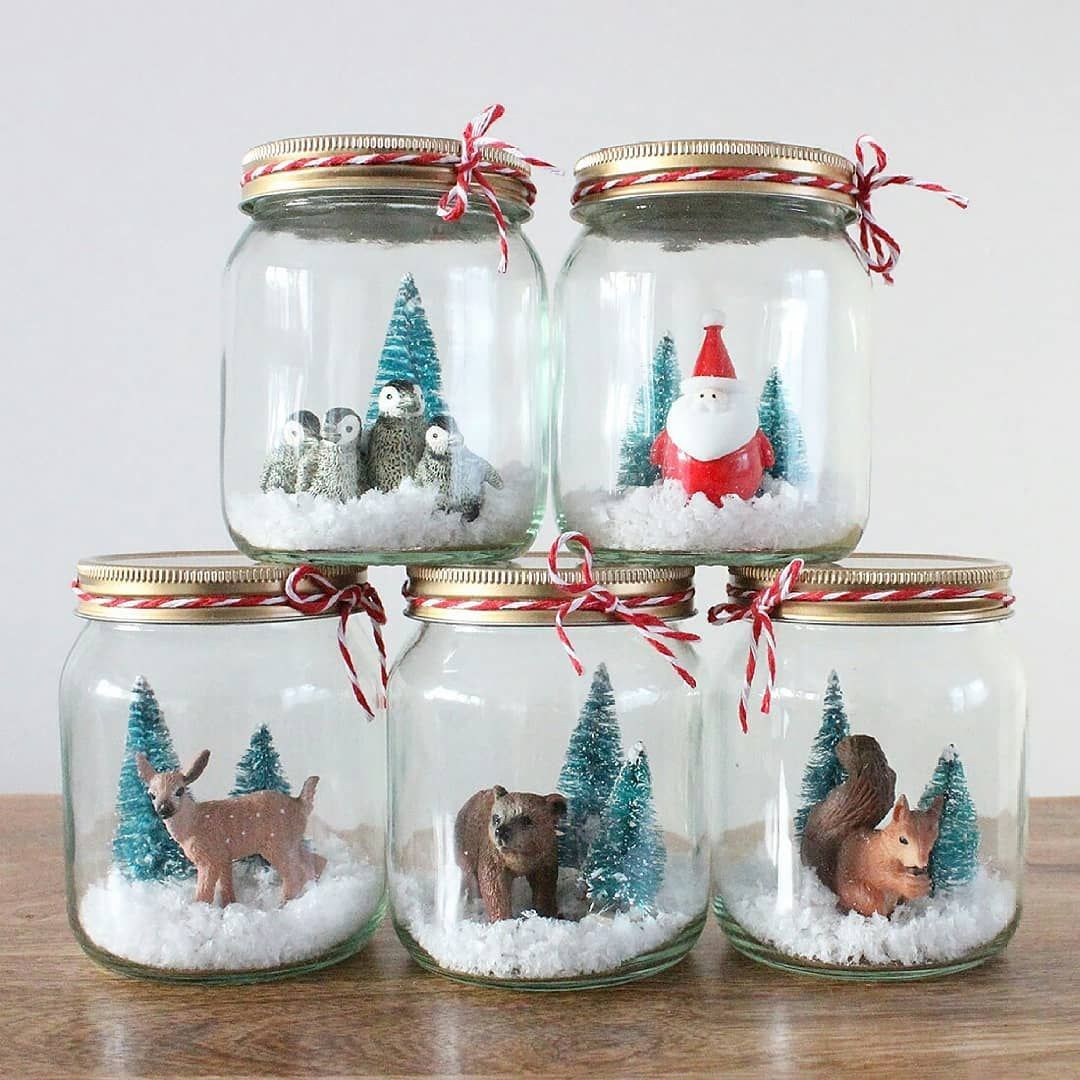 22 Must Try Christmas Jar Ideas For Gifting And Decoration The Creatives Hour In 2020 Christmas Jars Diy Christmas In A Jar Christmas Decorations Jars
