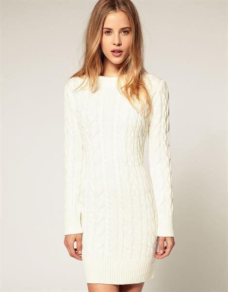 8dbc4afd7b3 Хочу белое трикотажное платье