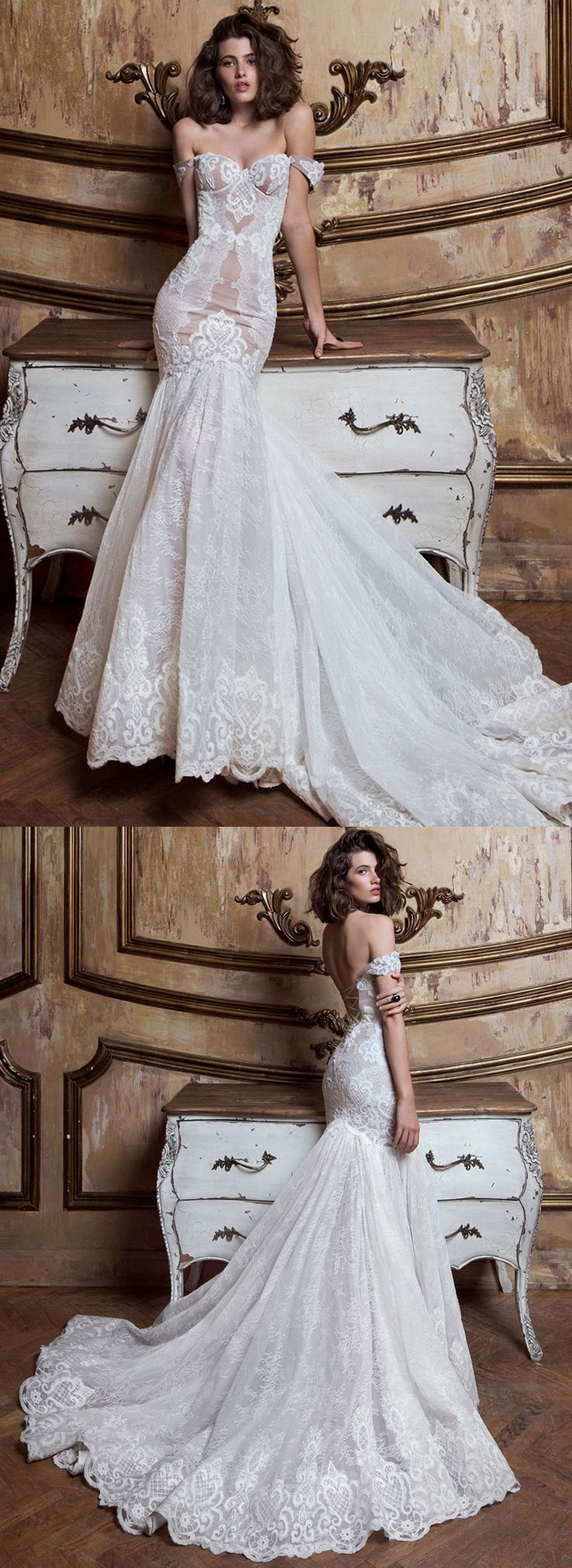 One of a kind wedding dresses  This gorgeous one of a kind bridal gown wedding dress is sure to