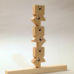 牙齒 Teeth 積木 玩具 娃娃 Atelier Fu 的作品 Creemaー來自日本的手作 設計購物網站 積み木 積木 おもちゃ