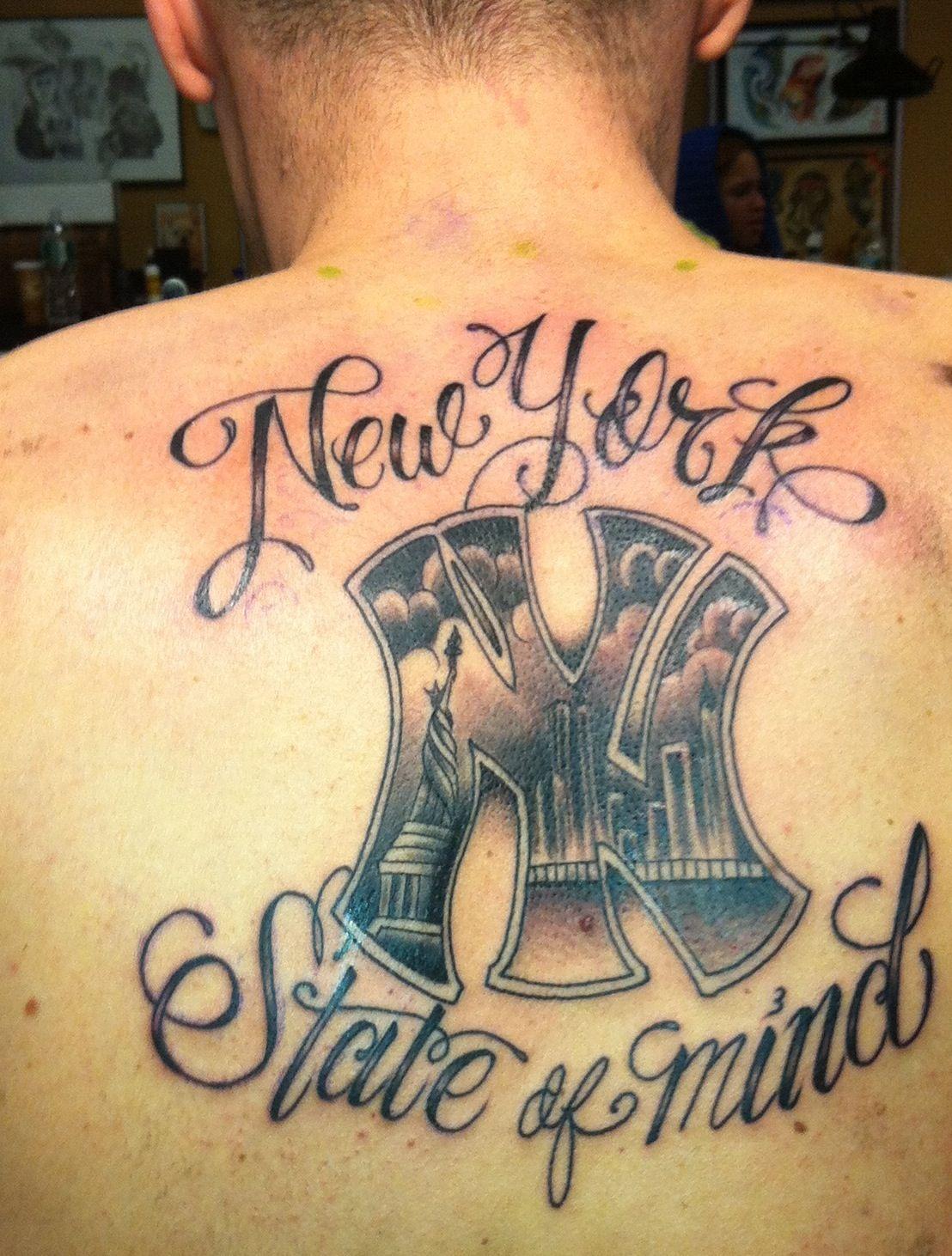 Danny mirro red rocket tattoo new york city rocket