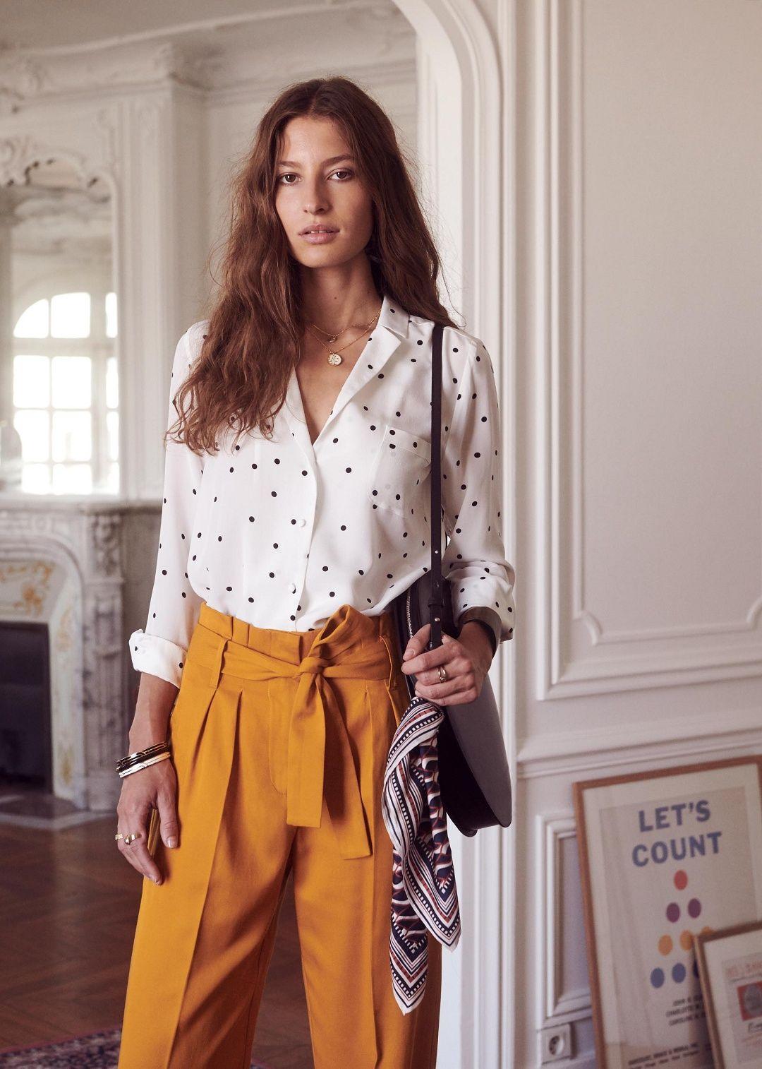 c2545a9542a6aa Sézane - Florence shirt