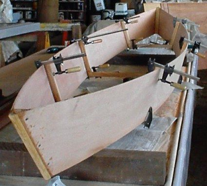 Ever want to build a Canoe?