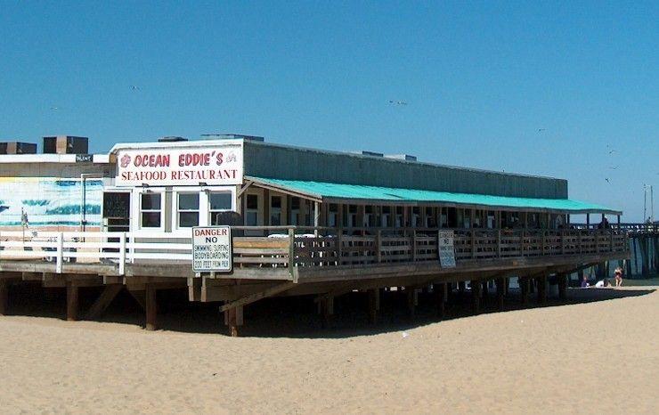 Rudee Inlett Sea Food Resturant Old 1960 Ocean Ed S Seafood Restaurant Photo The Virginia