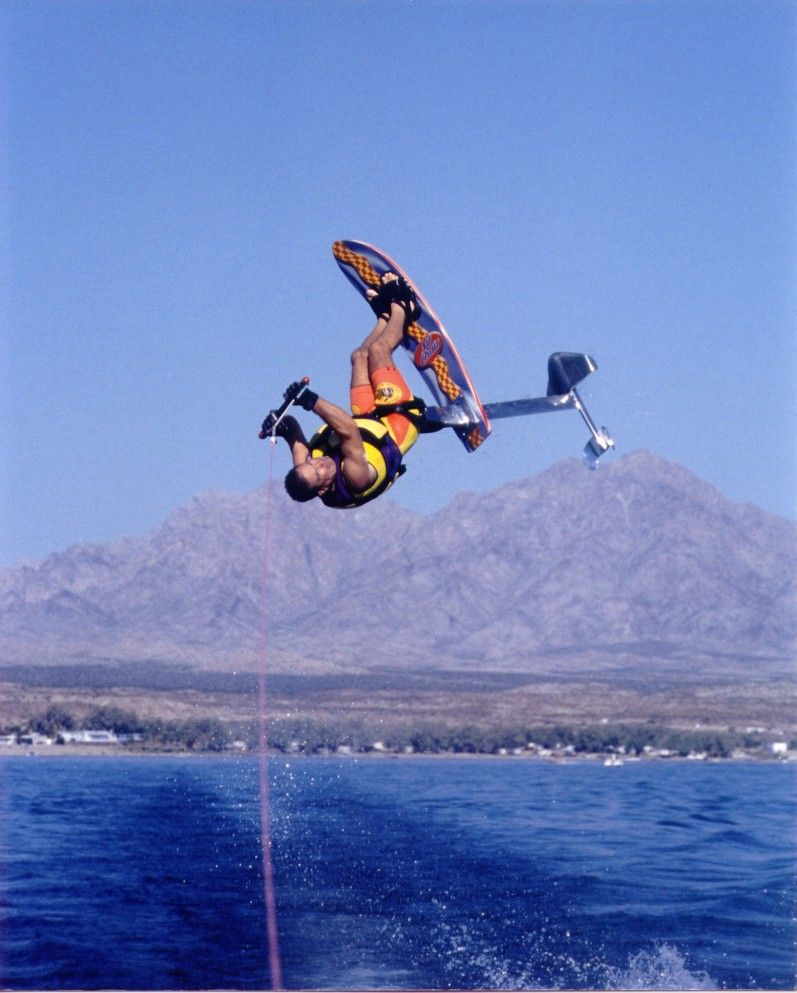 An air chair event is scheduled Extreme water sports