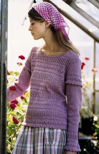Click to see the yarn | Meraviglia | Pinterest
