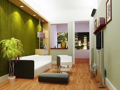 Design ruang  TV sederhana modern minimalis Gambar Model